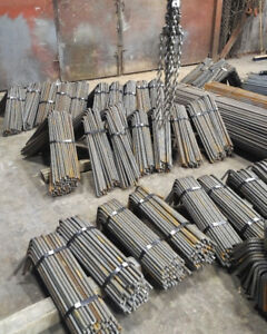 Structural Steel & Rebar - Fabrication - Joists