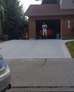 lowest prices on concrete!! book now save !!!!!! summer sale! Cambridge Kitchener Area image 6