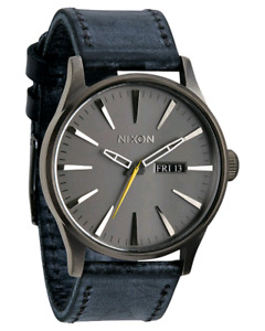 "Nixon ""Sentry"" watch"