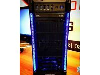 BRAND NEW QUAD CORE GAMING PC 8GB RAM 120GB SSD WIN 7 Wi-Fi FREE SAMEDAY DELIVERY