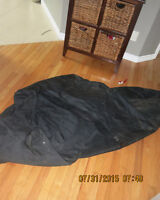 barbecue cover for a large or medium