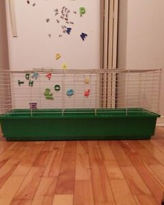 50$$$ Cage pour lapin ou cochon d'inde
