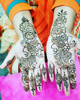 Henna & Mehndi Designer in Brampton and area