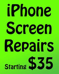 Downtown iPhone, iPad Screen ****On SPOT REPAIRS****