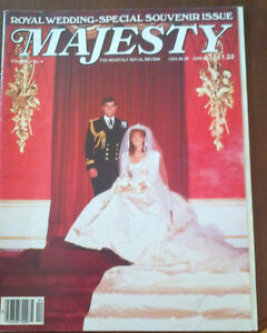 38 Issues of Majesty Magazine late 80s