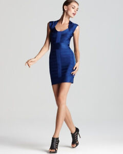Like new French Connection Spotlight dress, blue, 6