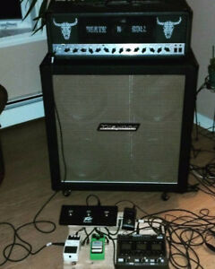 Peavey 6505+ Head with Footswitch