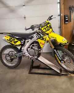 *REDUCED* 2015 rmz 250 low hours