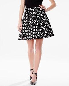 BNWT RW-CO Reversible A-line skirt Size XS