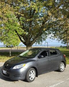 2010 Toyota Matrix - Exceptional condition!  Spectacular on gas!