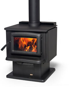 Pacific Energy Vista Heritage Wood Stove