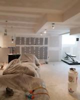Drywall finisher (plaster,mudding,taper)