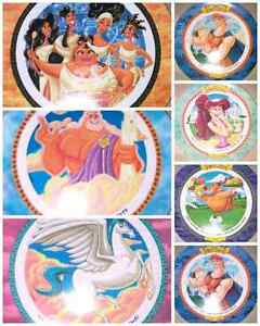 Hercules Collectible Plates New