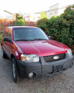 Electric Hybrid 2005 Ford Escape SUV AWD