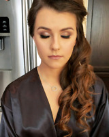 Bridal Makeup 45$ ( Home Service ) 2018/19 booking accepting