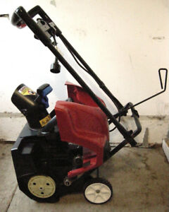 Electric Snowblower for Parts