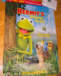 KERMIT THE FROG  THE SWAMP YEARS/ JIM HENSON/ MINT