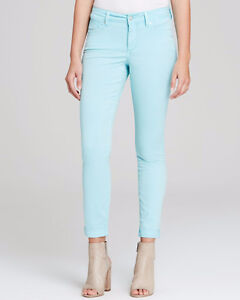 J Brand Turquoise Skinny Jeans Size 25 Original $220