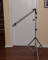 Impact Multiboom Light Stand and Reflector Holder -
