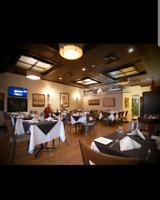 Serveurs, serveuses demandé au Restaurant Amadeus de Ste-Adèle.