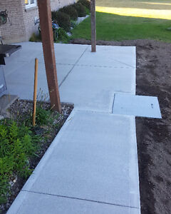 lowest prices on concrete!! book now save !!!!!! summer sale! Cambridge Kitchener Area image 8