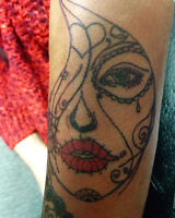TOTAL MODERN TATTOOS & PIERCINGS,  BEST PRICES ALL NIAGARA AREA