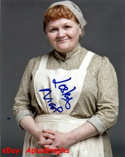 LESLEY NICOL.. Downton Abbey - SIGNED