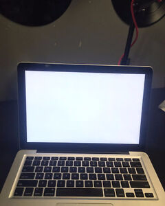 "13"" 2012 MacBook Pro ( i7 , 6GB RAM , 500GB HD )"