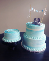 Cakes, cupcakes and cookies for any occasion!