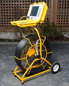 Sewer Inspection Camera Systems