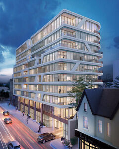 GORGEOUS BRAND NEW AVENUE 151 YORKVILLE CONDOS FOR SALE