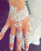 White Henna Mosman Mosman Area Preview