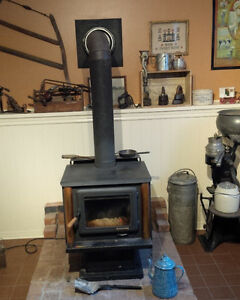 Pacific Energy Wood Stove