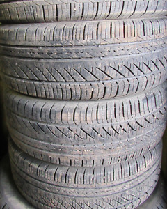 Good Used Tires 225/60/16 90% tread—FOUR TIRES