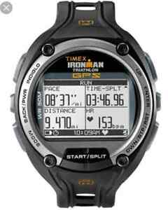 TIMEX Ironman Global trainer 5K267 (+ fréquence cardiaque )