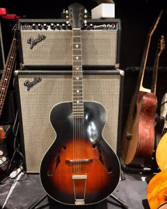 50's Kay Archtop Guitar
