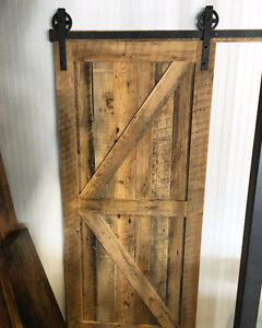 CUSTOM Sliding Barn Doors