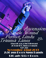 The Ascension, Perfect Limbs, Single Wound, Trauma Lanes
