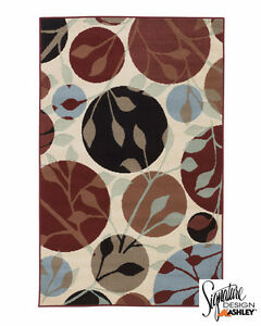 Brand NEW Ashley Area Rugs! Call 613-389-6664!
