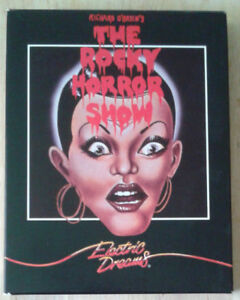 THE ROCKY HORROR SHOW C64 FLOPPY VINTAGE GAME