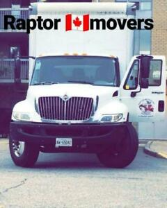 Best rates mover for 80$2men+85$for 24ft truck call  9059993447 | Moving company Toronto