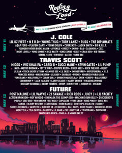 ROLLING LOUD MIAMI CONCERT TICKETS