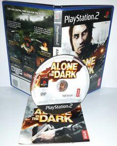ALONE IN THE DARK - Playstation 2 Ps2 Play Station Bambini Gioco Game - Italia - L'oggetto può essere restituito - Italia