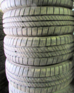 90% TREAD*195/65/15 GOODYEAR TIRES (4 OF THEM) Tires are inspect