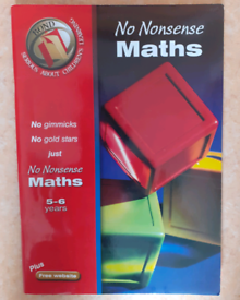 Maths learning book