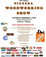 14th annual Niagara Woodworking Show