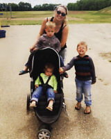 Experienced nanny looking for work