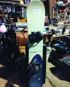 Snowboard Limited 152cm with bindings $99