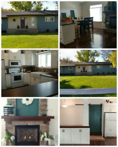 Ranch style 1962 sq ft house for sale.