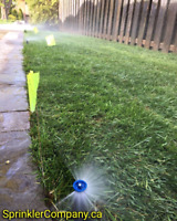 AUTOMATIC LAWN SPRINKLER SYSTEM. Get The Best Price!